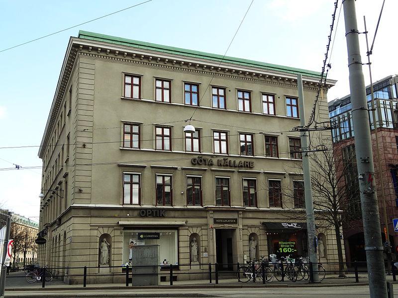 Hotell Göta källare