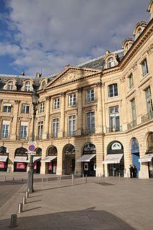 Place Vendme  Wikipdia