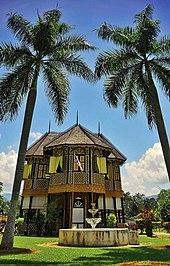 Malay houses  Wikipedia