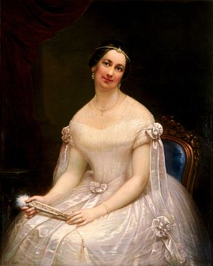 Julia Tyler was the First Lady of the United S...