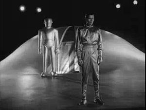 en:The Day the Earth Stood Still is a 1951 sci...
