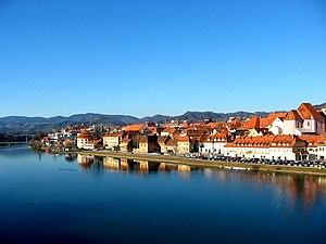 Drava in Maribor