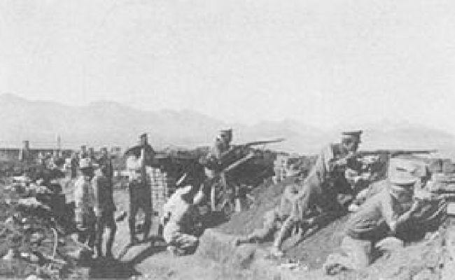 Siege Of Naco Military Wiki Fandom Powered By Wikia