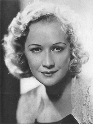 Publicity photo of Miriam Hopkins for Argentin...