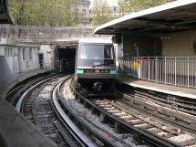 Lnia 1 Del Metro De Par - Viquipdia L'enciclopdia Lliure