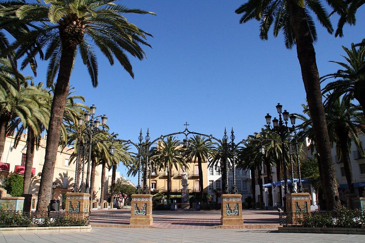 Plaza de la Laguna Ayamonte  Wikipedia la enciclopedia libre