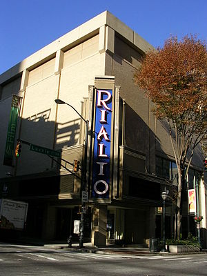 Rialto Center for the Performing Arts at 80 Fo...