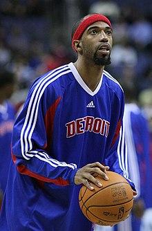 Richard Hamilton Basketball Wikipedia