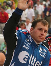 Ryan Newman in August 2007 a...