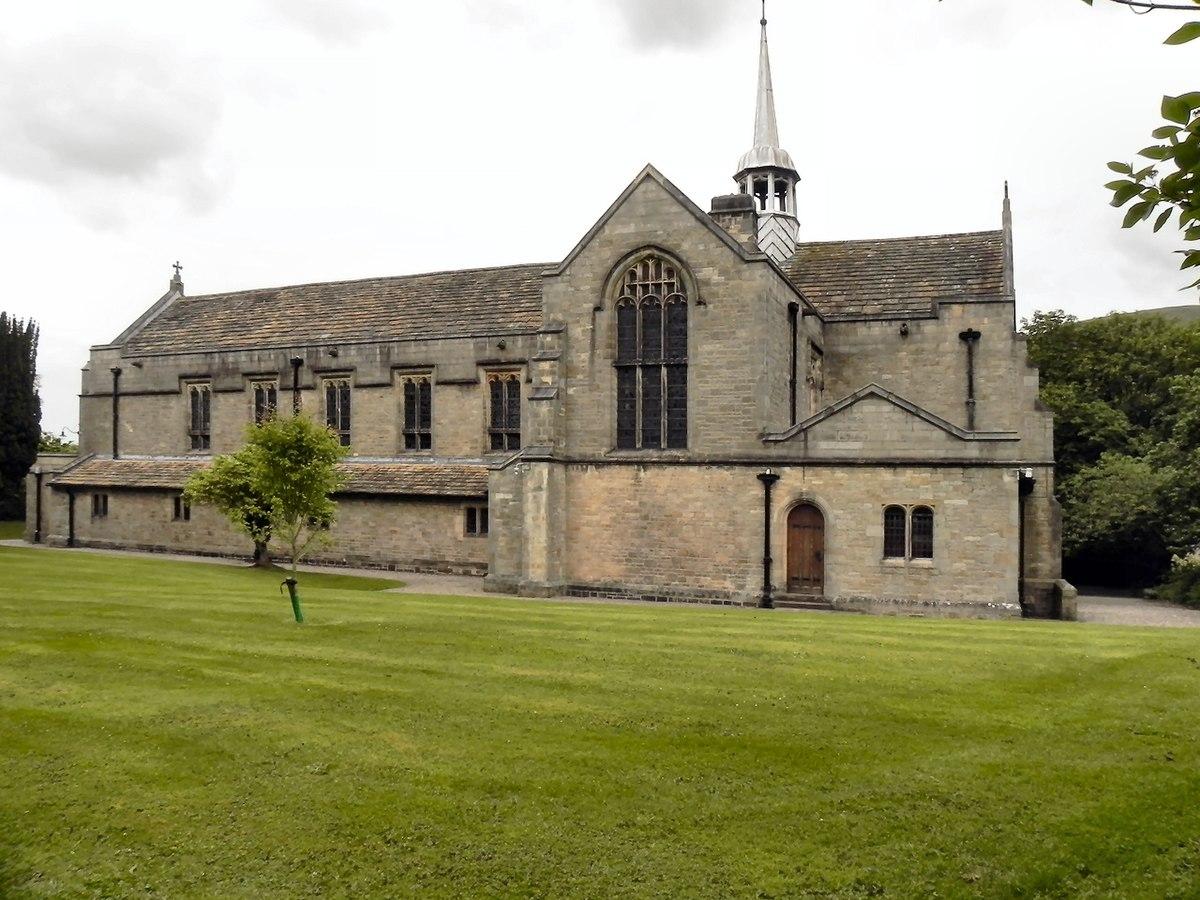 Sedbergh School Chapel  Wikipedia