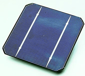 Photovoltaic cells produce electricity directl...