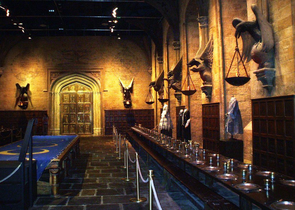 FileThe Great Hall Hogwartsjpg  Wikimedia Commons