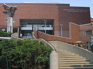 Borough of Manhattan Community College (BMCC) ...