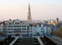 Brussel Belgium Capital City