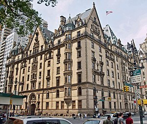 1 West 72nd Street (The Dakota)