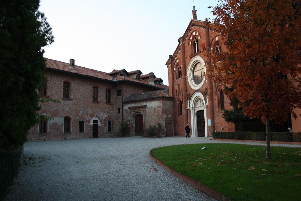 Viboldone Abbey  Wikipedia