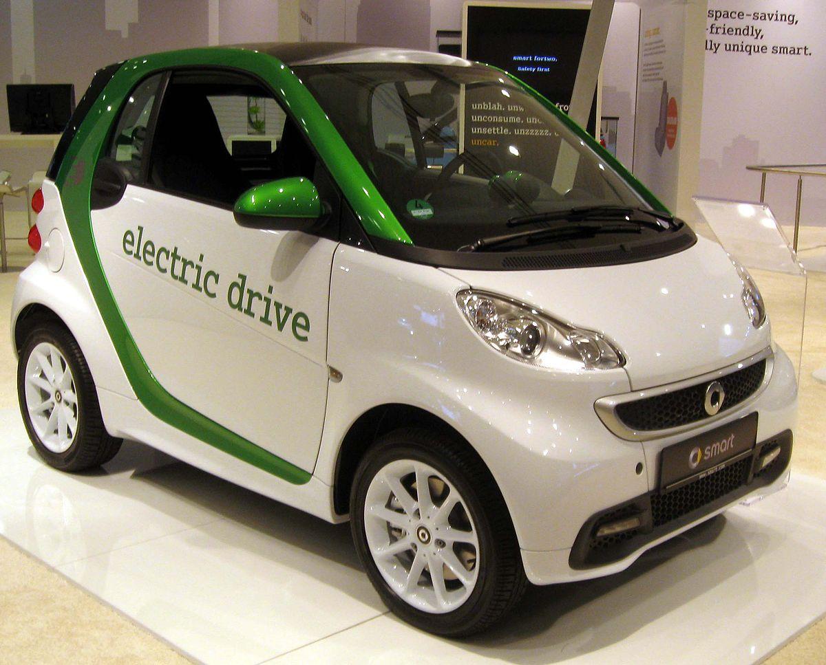 Smart Electric Drive  Wikipedia