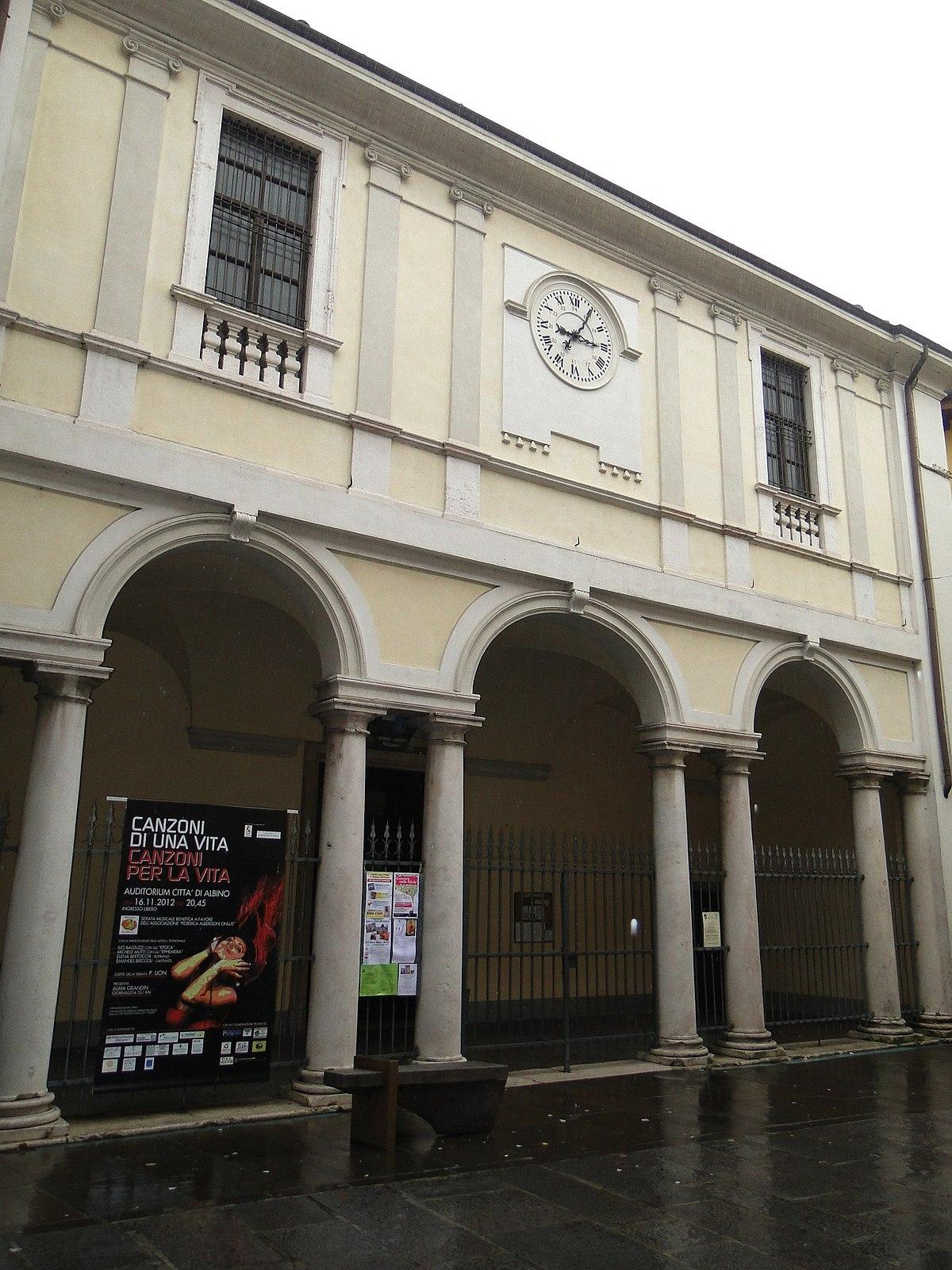 Chiesa di SantAnna Albino  Wikipedia