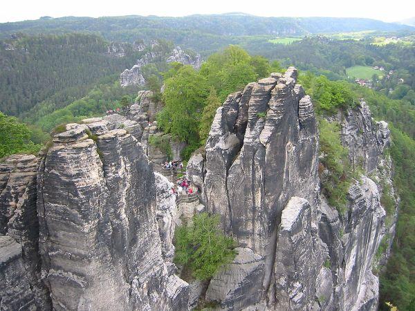 little switzerland landscape