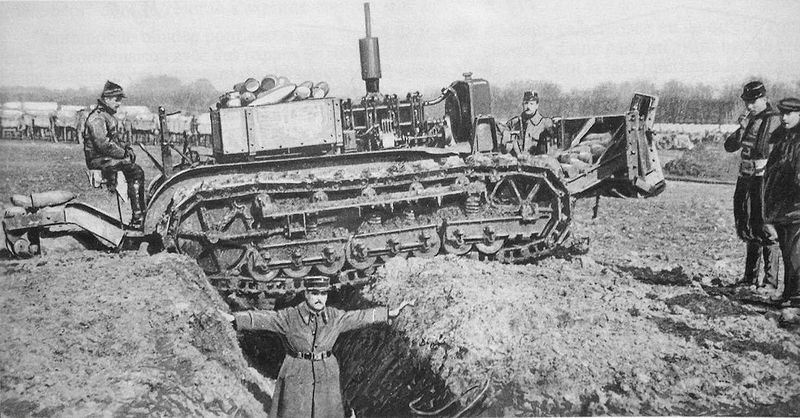Файл:Caterpillar experiment 21 Fevrier 1916.jpg