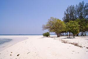 Bahasa Indonesia: Pulau Cemara Kecil, Kepulaua...