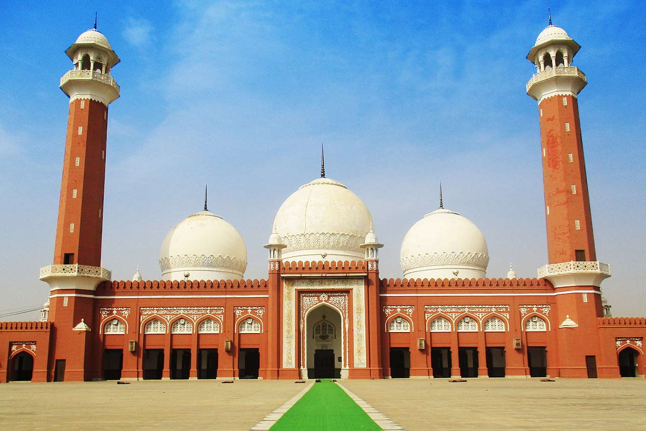 File Central Mosque Markai Jamia Masjid Wah Cantt Jpg
