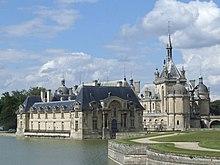 Château de Chantilly GR11
