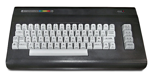 Commodore C16