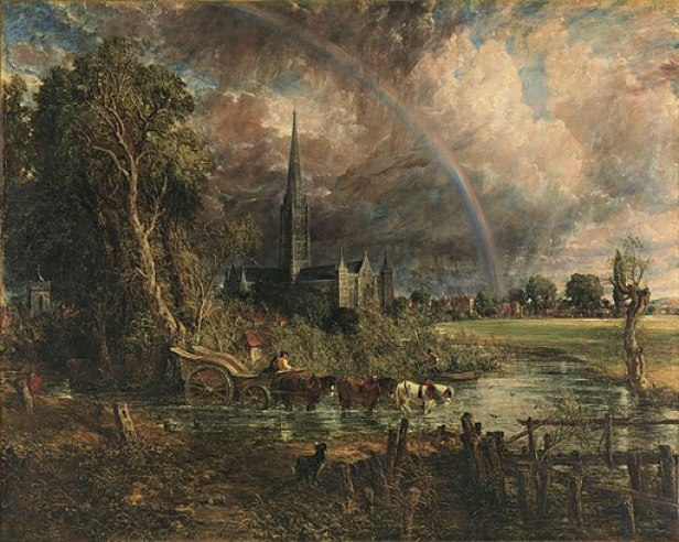 Constable Salisbury meadows