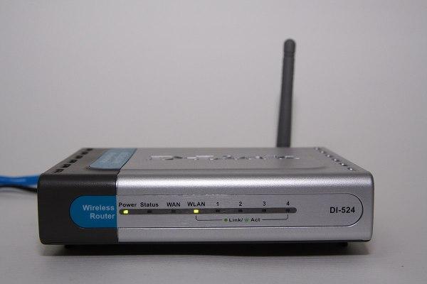Wireless Router Wikipedia