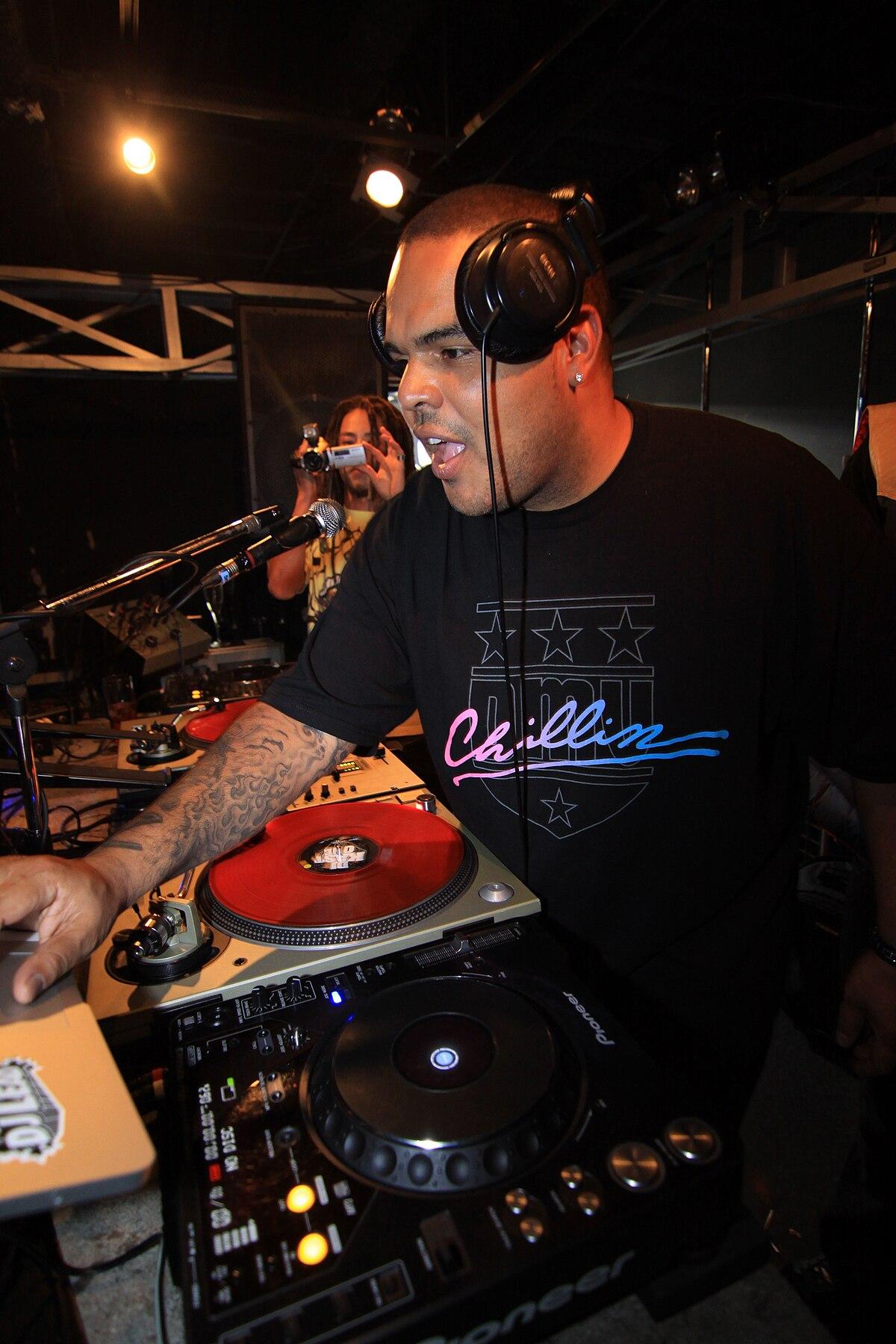 DJ Enuff  Wikipedia