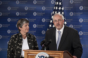 Washington, DC, June 16, 2009 -- DHS Secretary...