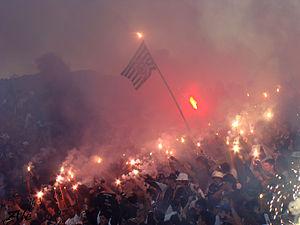 Português: Festa da Torcida do Corinthians em ...