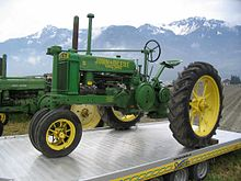 1969 john deere 140 wiring diagram how do you a stem and leaf list of tractors wikipedia model b tractor