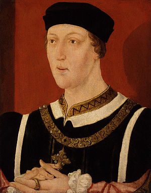 King Henry VI. Purchased by NPG in 1930. See s...