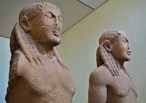 Kleobis and Biton - Delphi Archaeological Museum by Joy of Museums - 4