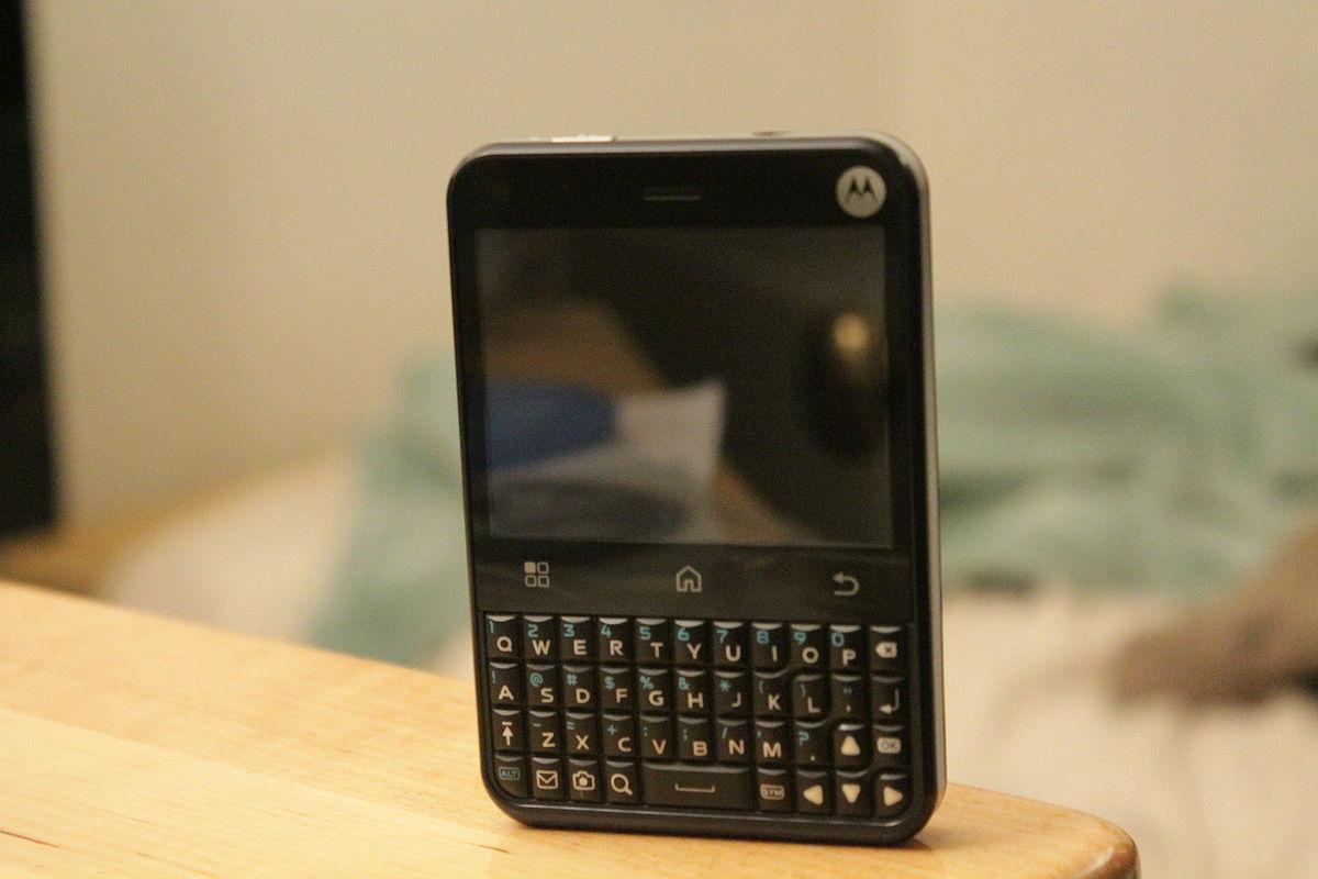 Motorola Charm  Wikipedia