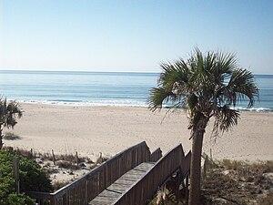 English: Ocean Isle Beach, North Carolina