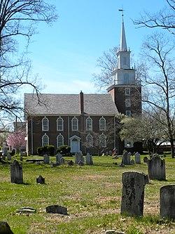 Trinity Church Swedesboro New Jersey  Wikipedia