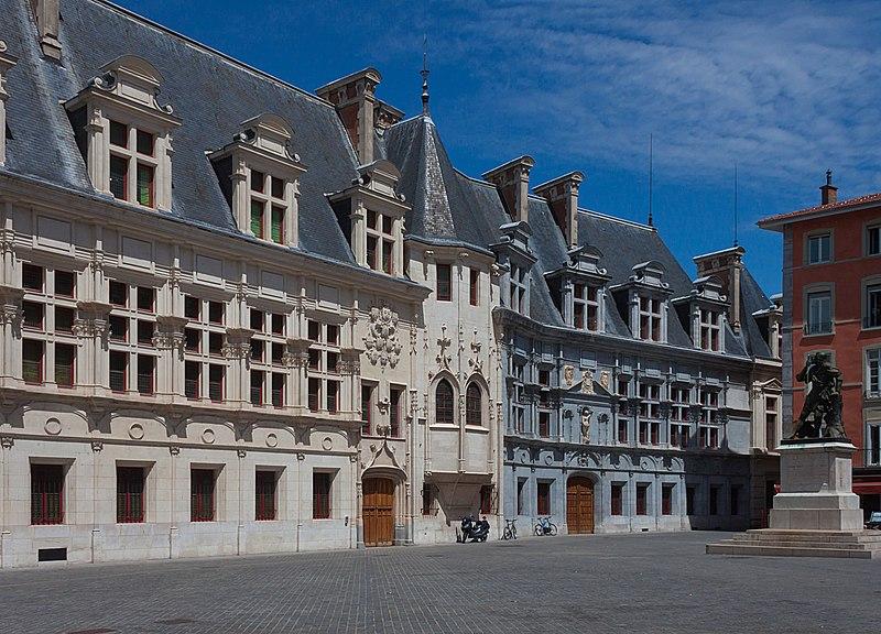 File:Palais du parlement du Dauphiné - 2012.jpg