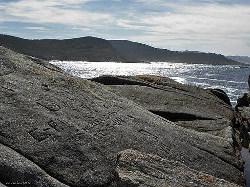 Pedra dos namorados, Laxe (5641187086)