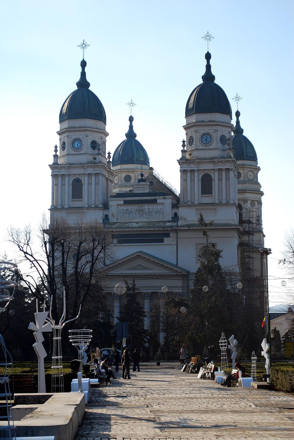 Metropolitan Cathedral Iai  Wikipedia