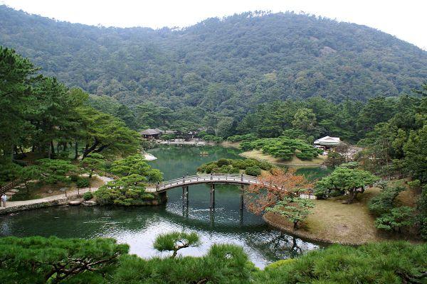 ritsurin garden - wikipedia