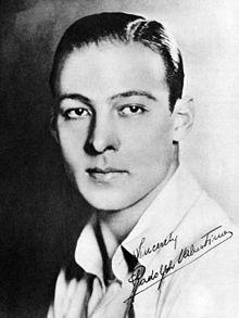 Rudolph Valentino Wikipedia