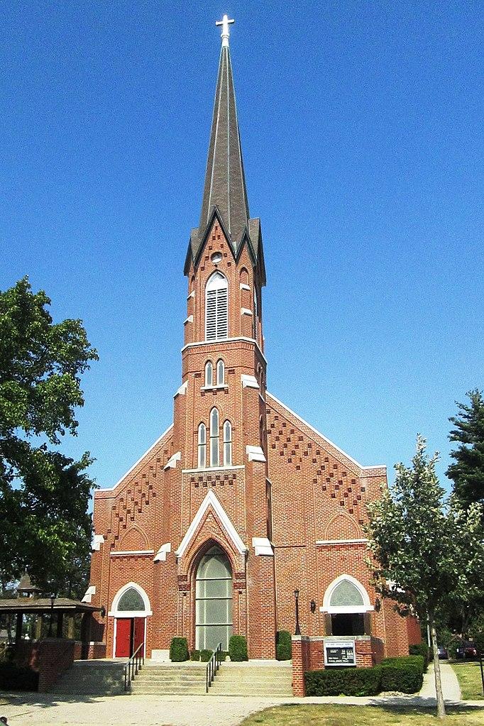 File St Mary S Catholic Church Champaign Illinois Jpg