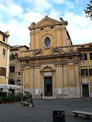 Chiesa di SantAgata in Trastevere  Wikipedia