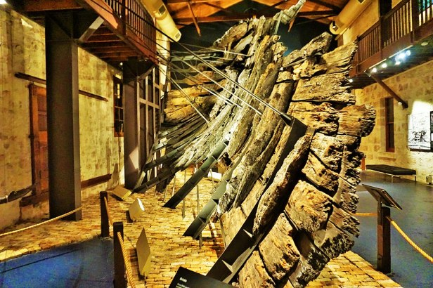 WA Shipwrecks Museum - Joy of Museums - Batavia Timbers 2