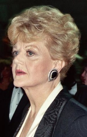 Photo of Angela Lansbury.