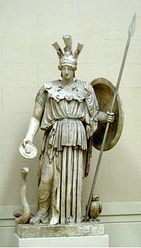 Athena mitologi  Wikipedia bahasa Indonesia