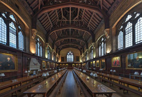 File Balliol College Dining Hall Oxford
